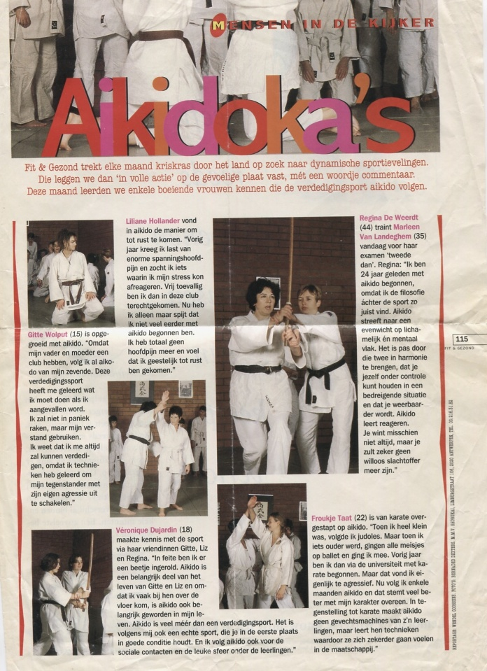 aikido vrouwen